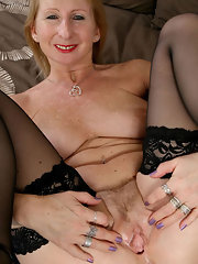 A longhaired grandma wants a young man - 2 part 7
